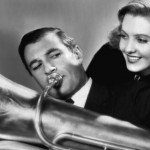 Jean Arthur (with Gary Cooper in Mr. Deeds Goes To Town)