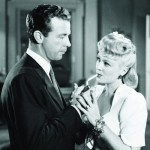 Dick Powell with Clarie Trevor in Murder My Sweet 1944