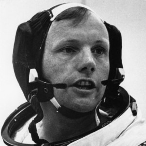 Neil Armstrong (August 5, 1930 – August 25, 2012)
