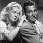 Alice Faye with Phil Harris 1950