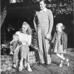 Phil Harris, Alice Faye & daughters Phyllis & Little Alice