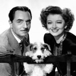 William Powell, Myrna Loy and Asta