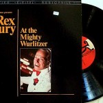 Rex Koury (album cover)