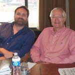 Greg Bell & Roger Corman (St. Louis May 2011)