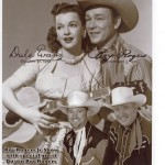 Roy Rogers, Dale Evans, Dusty Rogers, Dustin Rogers
