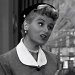 Shirley Mitchell as Marion Strong (I Love Lucy)