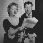 Teri Keane (88 this week) with Don Ameche