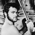 Tony Curtis (in The Vikings 1958)