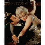 Tony Curtis and Marilyn Monroe (Some Like It Hot 1959)