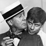 Rudy Vallee with Robert Morse (How To Succeed In Business Without Really Trying)