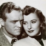 Van Heflin with Barbara Stanwyck
