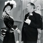 W.C. Fields with Mae West (My Little Chickadee)