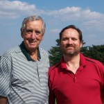 "Wally Maher ""Jr"" with Greg Bell (Golf Outing in DC)"