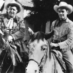 Andy Devine (with Guy Madison in Wild Bill Hickok)