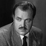 William Conrad in 1952