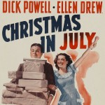 Christmas In July Film 1940