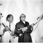 Frankie Remley  ( the real one goofing around with Jack Benny.)