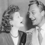 Richard Denning with Lucille Ball (My Favorite Husband)
