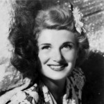 Shirley Mitchell (early 1940s)