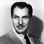 Vincent Price (in 1938)
